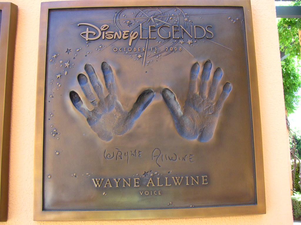 wayne allwine died