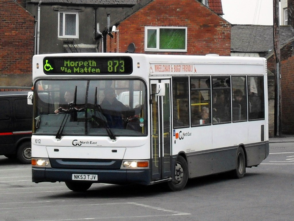 0612-nk53tjv_morpeth_873 | 612 (nk53tjv) at morpeth bus stat… | flickr