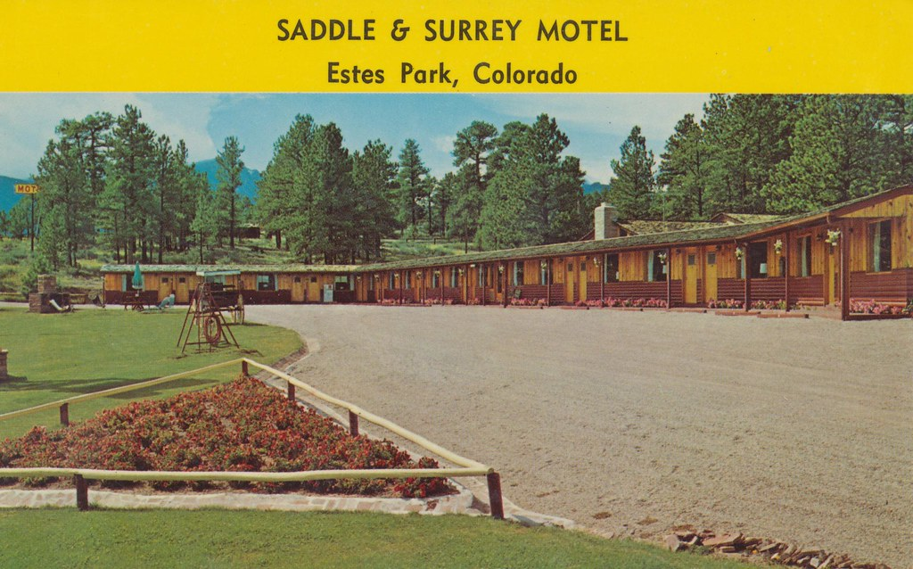 Saddle & Surrey Motel - Estes Park, Colorado
