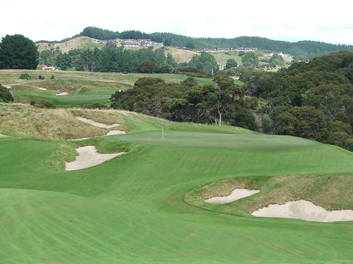 cape kidnappers seventh | by top100golfer