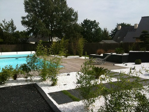 terrasse ip autour piscine rennes 35 bois expo flickr. Black Bedroom Furniture Sets. Home Design Ideas