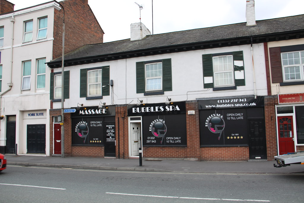 Massage Parlour on a Day out in Derby | Bovine Spongiform ...