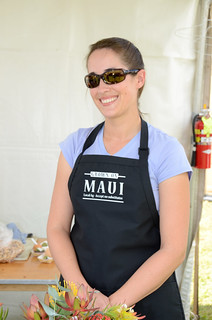@SneakPeekEats at #MauiAgFest | by Slow Food Maui