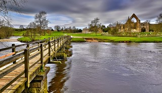 Bolton Abbey | by EtienneSA