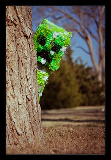 Minecraft Creeper | by Erika Victor