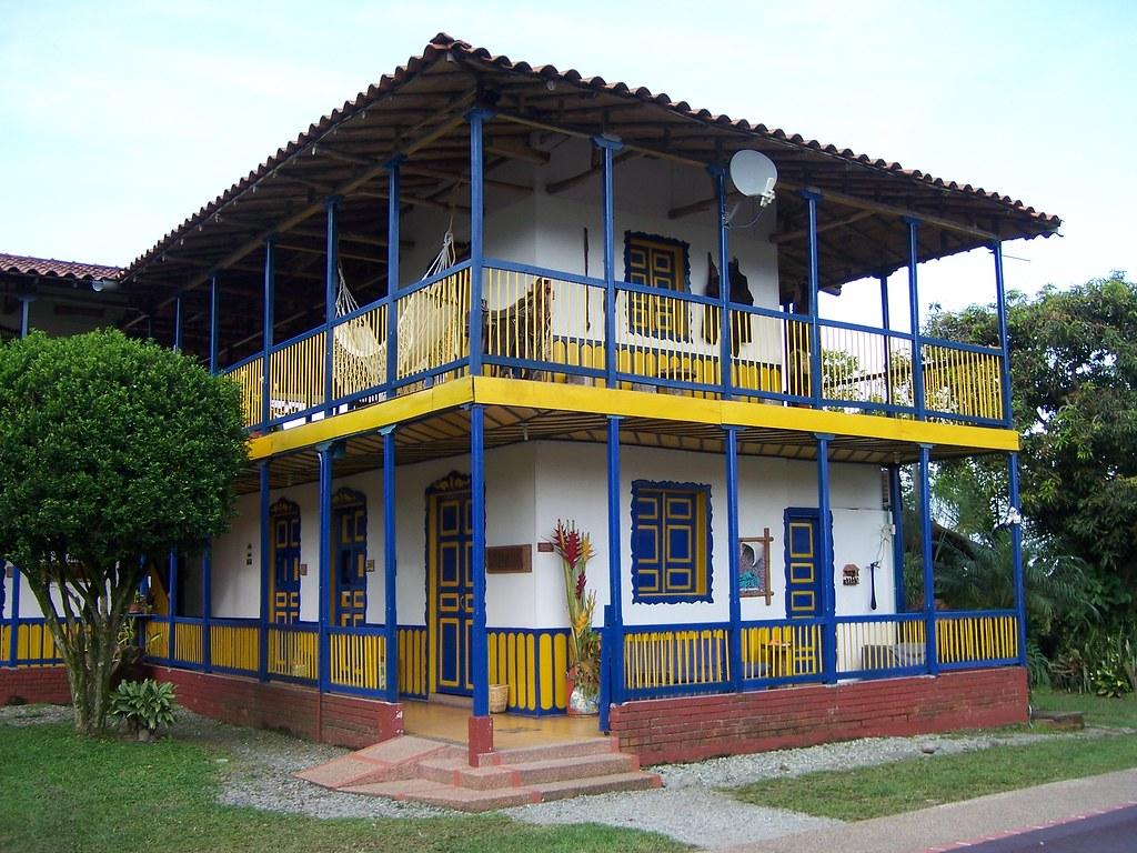 Hotel Finca Hacienda Combia, Quindio