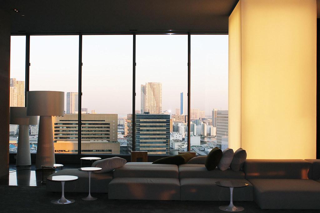 Lobby - Mitsui Garden hotel