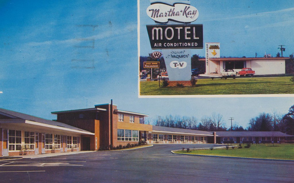 Martha Kay Motel - Richmond, Virginia
