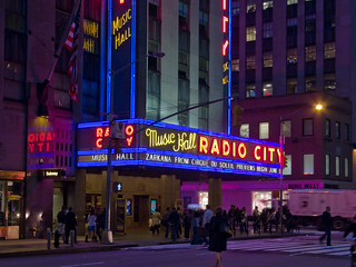 Radio City Music Hall 2 | by David.R.Carroll