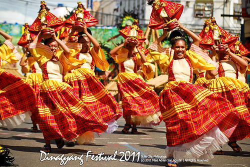 Dinagyang Festival 2011 | by maxiadrian photography
