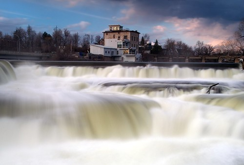 Almonte Falls | by Perry McKenna