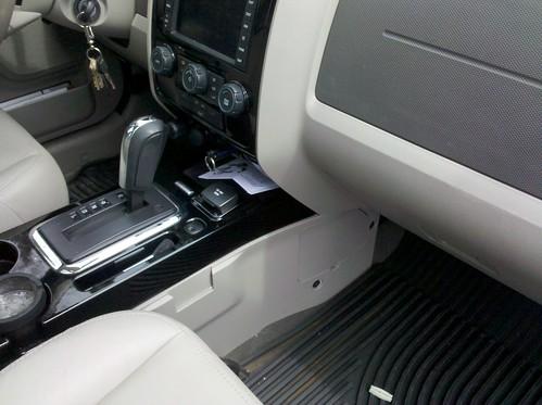 Ford Escape Interior >> 2009 Ford Escape Interior Fuse Box | General location of ...