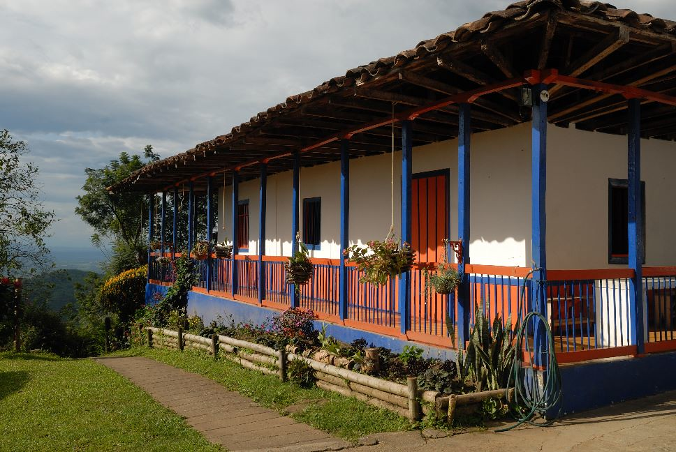 Kaffeefinca San Alberto, Buenavista Quindío