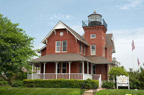 Sea Girt Lighthouse, NJ | by hatchski