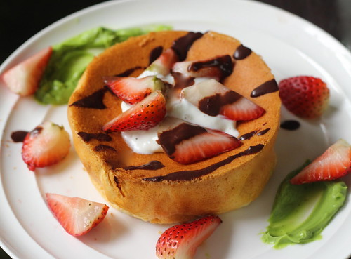 Japanese souffle pancake | by honey drizzle