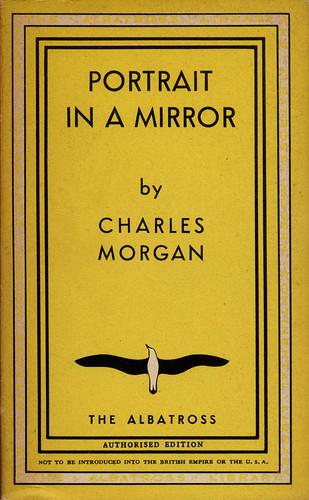 The Albatross 282 | 1947; Portrait in a Mirror by Charles