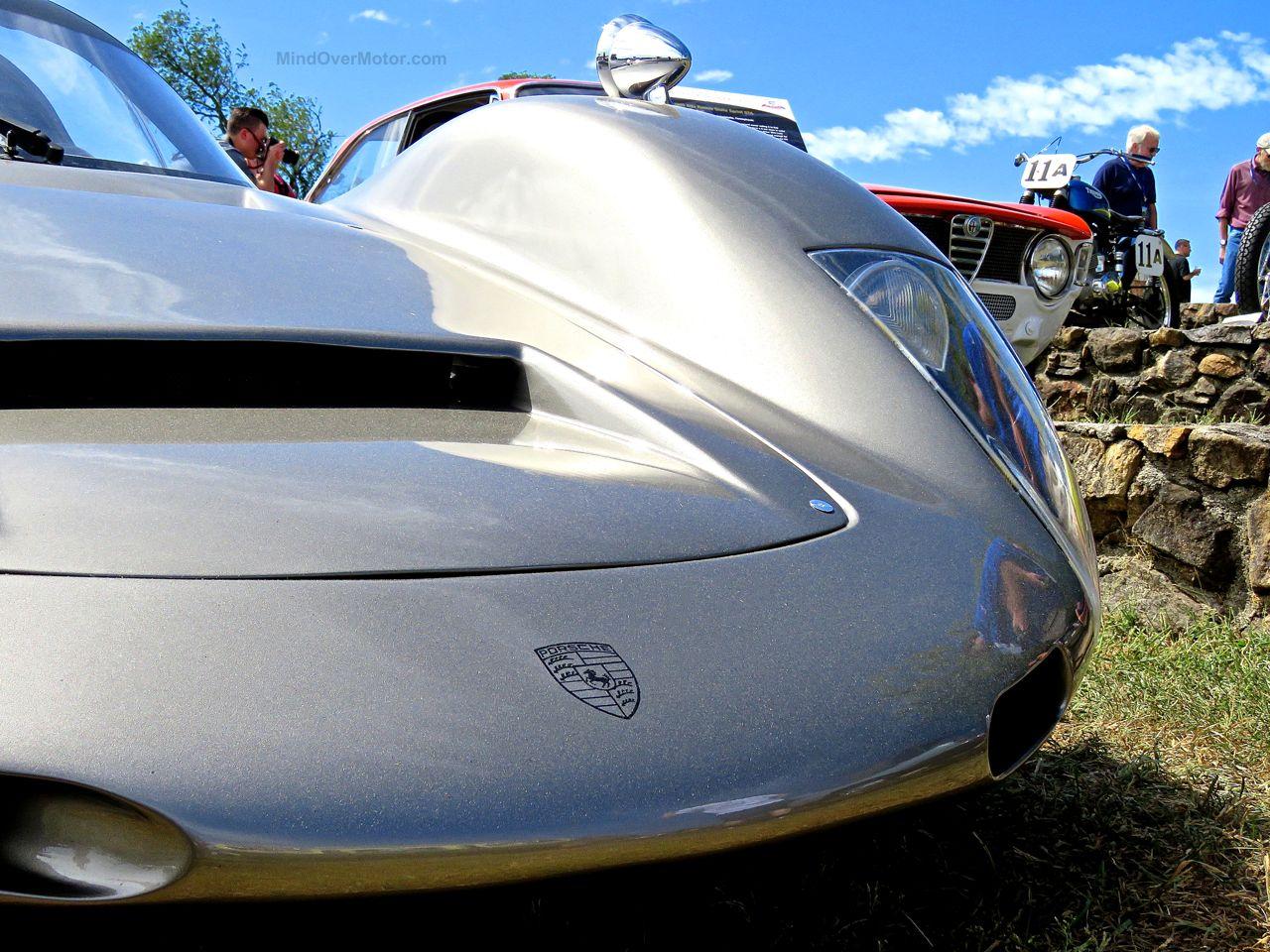 Porsche 906 Carrera 6 Racecar Radnor Hunt 3