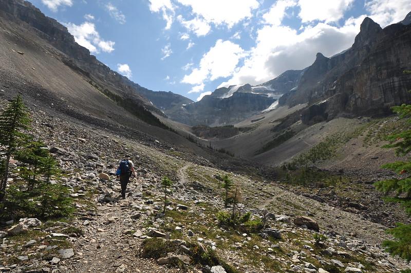 Stanley Glacier Hike