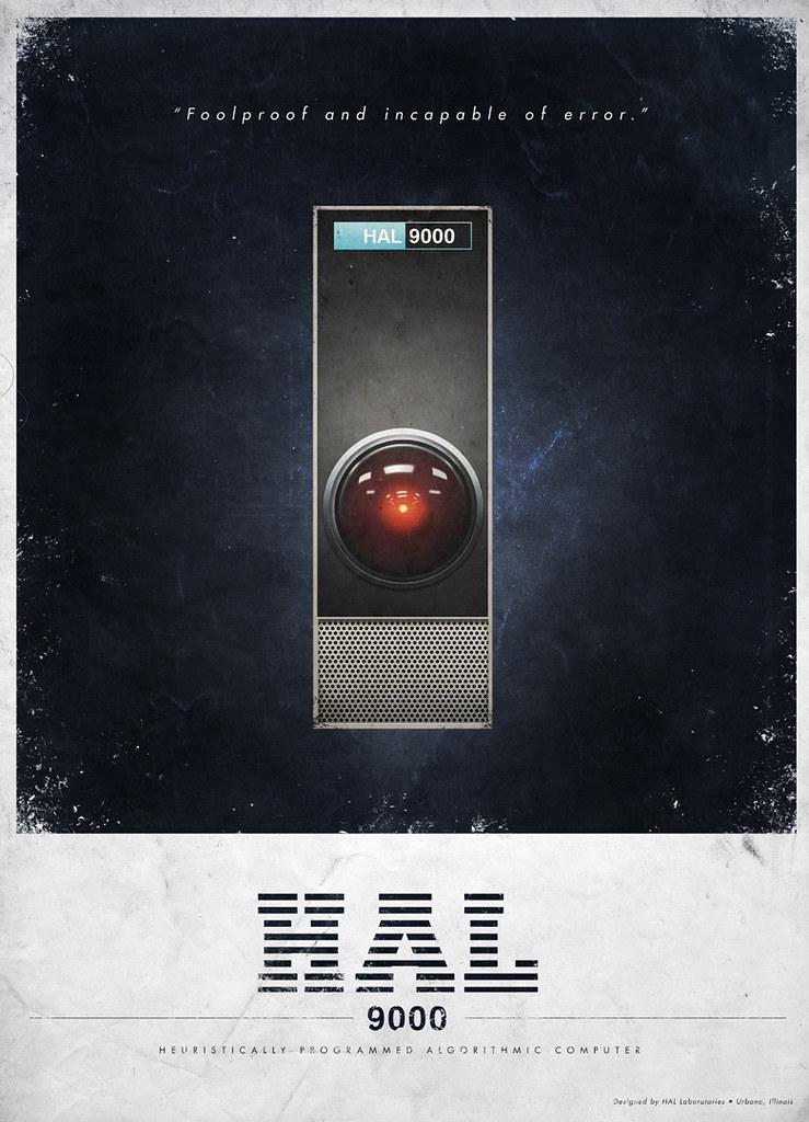 hal 9000 advertisment a vintage mock ad for the hal 9000 c flickr