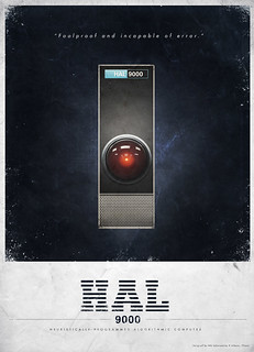 HAL 9000 Advertisment | by justinvg
