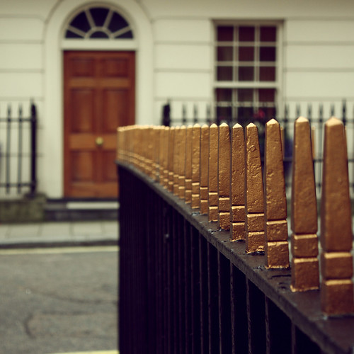 Square fence composition | by brunotto [Still very busy...]