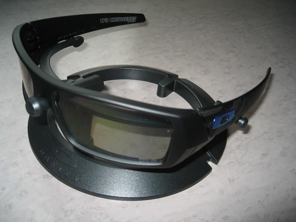 c2fd15ab77f3e0 Oakley Gascan® Matte Black w HDO-3D™ ed Transformers   Flickr