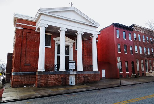 Full Gospel True Mission Church - 1401 West Lombard Street, Baltimore | by Anomalous_A