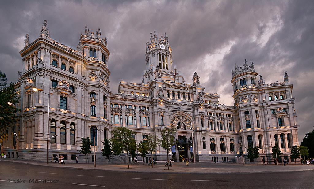 Palacio De Comunicaciones Denominado Desde 2011 Palacio De