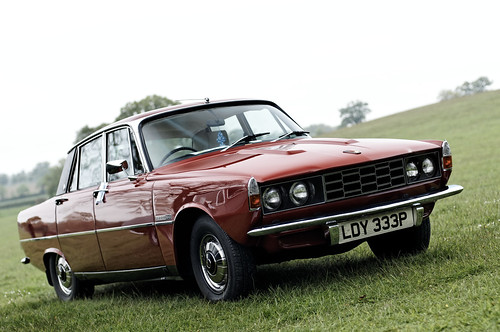 Rover P6 | by pyntofmyld