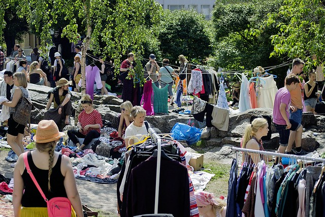 Siivouspäivä 24.5.2014, Kuvaaja Venla Helenius