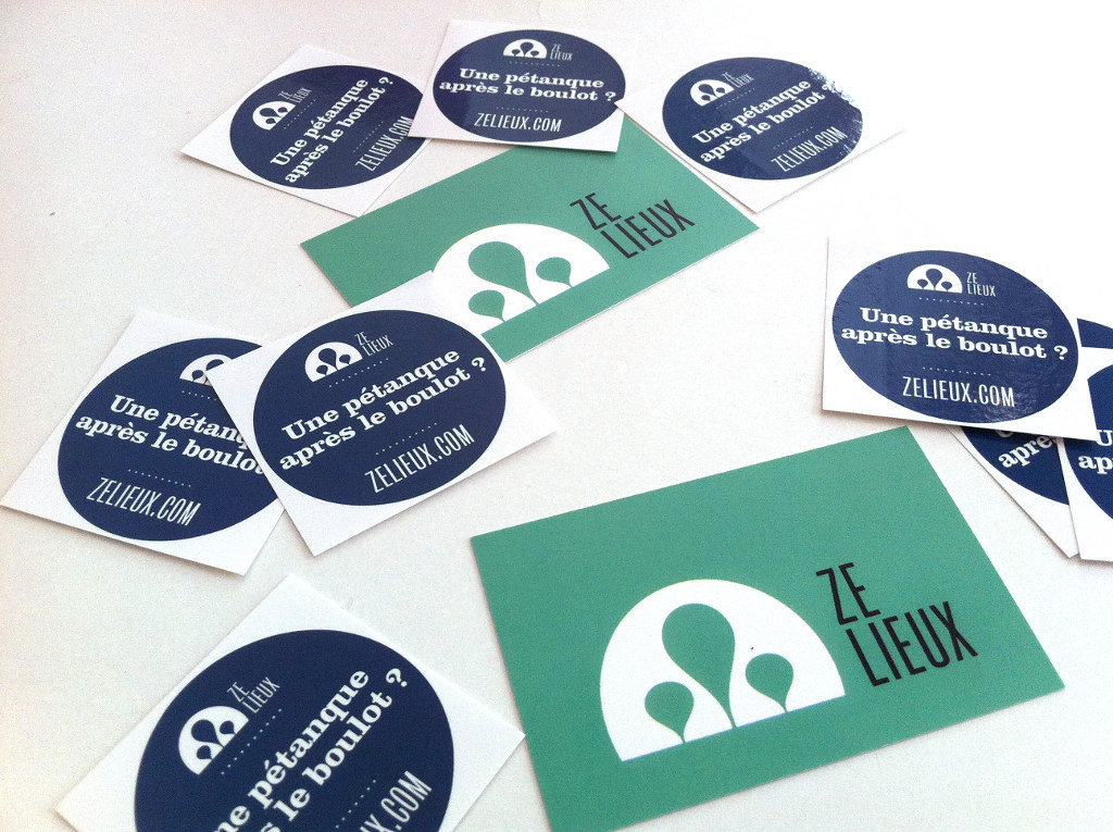 Stickers Et Cartes De Visite