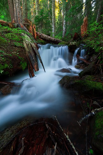 Beaver Creek in the Diamond Peak area | by Jim Purscelley