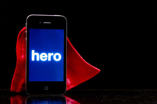 Hero Phone | by JD Hancock