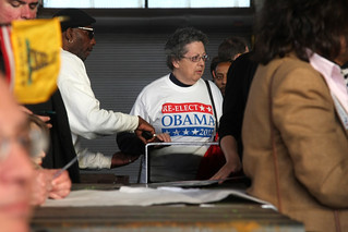 Obama Supporter Infiltrates Romney Appearance in Delaware | by Family Man Studios