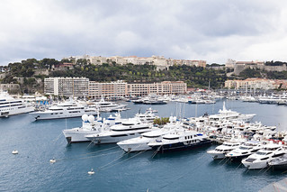 Monaco harbor | by NokiaOfficial