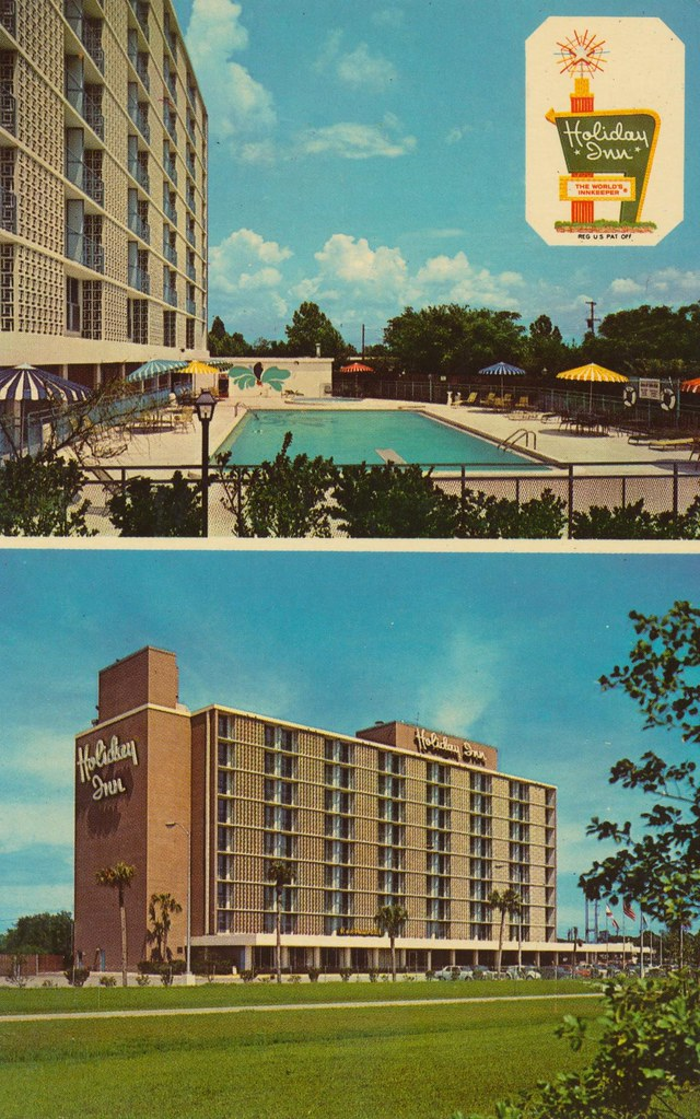 Holiday Inn North - Jacksonville, Florida