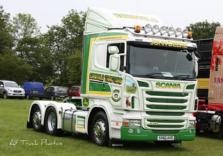 Earnvale - SV60AVD | by A9 Truck Photo's