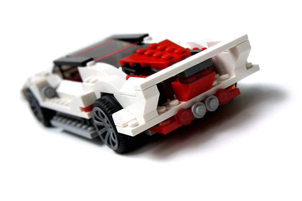 Lego 31006 Alternative An Alternative Model Made Solely Wi Flickr