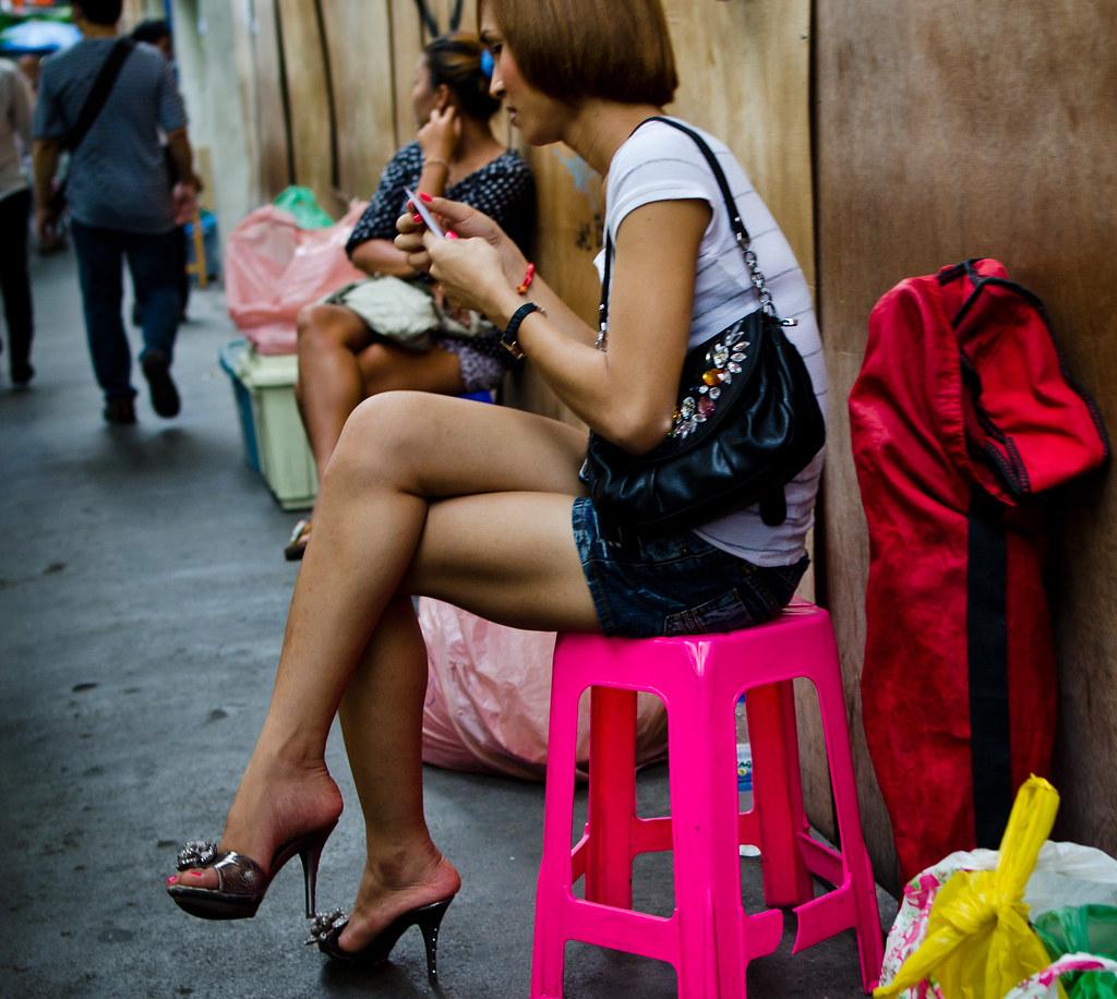 thai girls legs