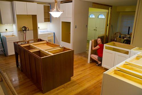 Kitchen Cabinet Space Planning