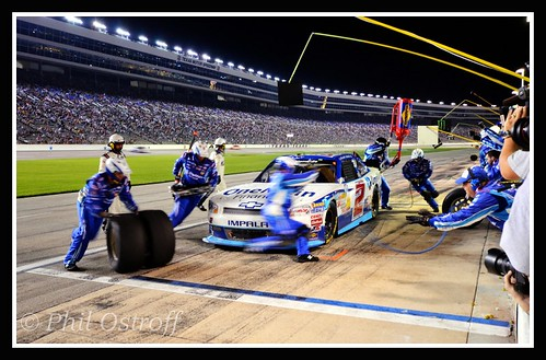 Pit Stop Motion | by Phil Ostroff