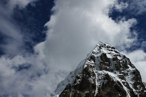 Nevado Trapecio, Cordillera Huayhuash. | by Pikes On Bikes