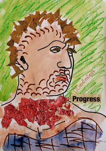 Collaborative Hadrian Portraits | by Sue Hodnett