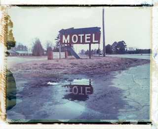 An empty place in a small town. 'Roid week 2014, Day 1, No. 1 | by Rhiannon Adam