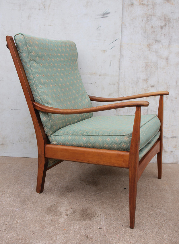 ... Danish 60s Lounge Arm Chair | By Lainheath
