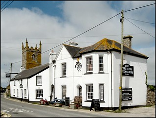 The First and Last Inn, Sennen, Cornwall | by Lincolnian (Brian) - BUSY, in and out