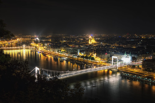 Budapest at Night | by TheFella