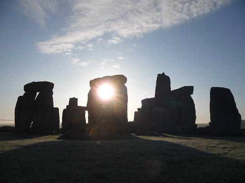SimonWyatt_Stonehenge_Sunrise | by University of Salford