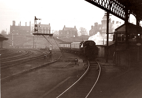 how to get to preston by train