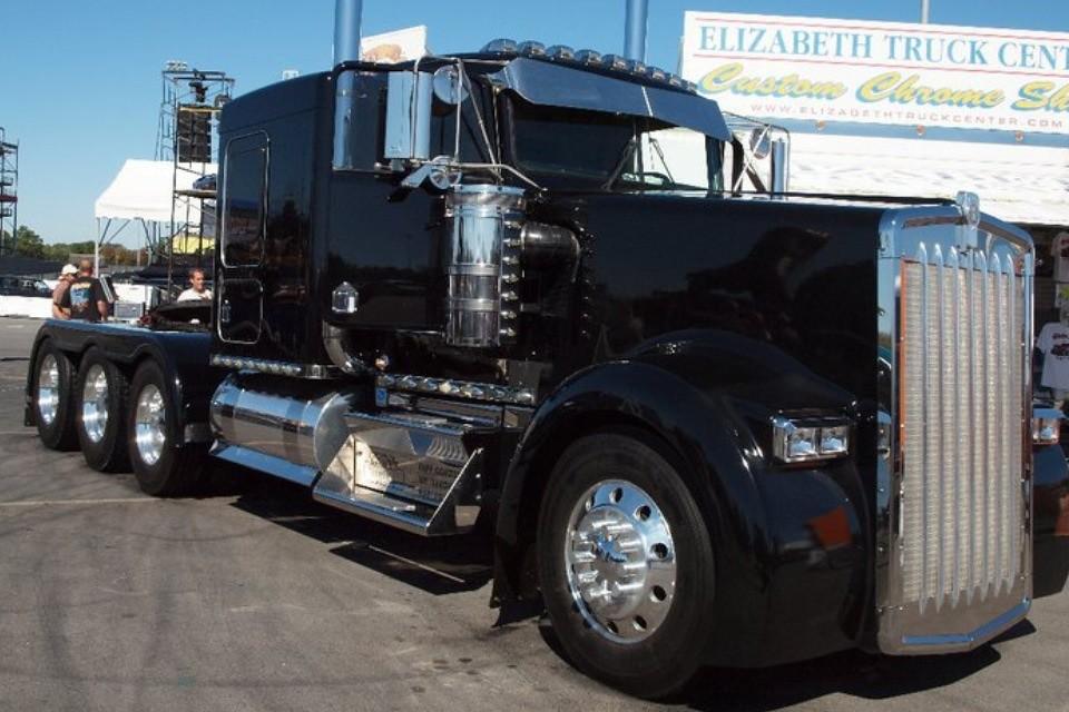 Kenworth Show Trucks Pictures >> Kenworth Show Truck Charlotte Diesel Show Jj Ryan Flickr